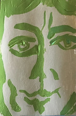 2018.11.25 Vaguely Disapproving (Julia L. Kay) Tags: juliakay julialkay julia kay artist artista artiste künstler art kunst peinture dessin arte woman female sanfrancisco san francisco sketch dibujo selfportrait autoretrato daily everyday 365 self portrait portraiture face dpp dailyportraitproject acrylic acrylics acrylicpaint paint painting paper canvas panel