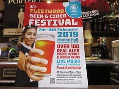 Fleetwood Beer Fest 2019 (deltrems) Tags: fleetwood beer fest festival camra real ale marine hall lancashire fylde coast