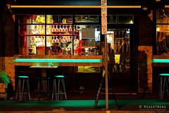 20190109-48-Bar Wa Izakaya exterior night (Roger T Wong) Tags: 2019 australia bawaizakaya hobart japanese rogertwong sel24105g sony24105 sonya7iii sonyalpha7iii sonyfe24105mmf4goss sonyilce7m3 tasmania bar building lights night restaurant street