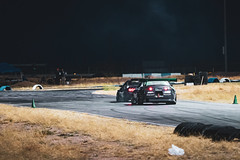 P2090267 (Chase.ing) Tags: drift drifting silvia supra smoke sidways tandem jzx chaser is300 altezza s13 240sx s15 riskydevil