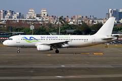 XU-717 Sky Angkor Airlines Airbus A320-232 (阿樺樺) Tags: xu717 skyangkorairlines airbus a320232