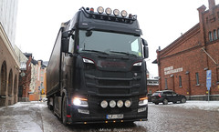 Linards Ozolins and Scania Next Gen (Misha FIN Bogdanov) Tags: linards ozolins scania nextgen