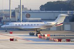 Vip Jet Gulfstream VI (G650) M-INSK GRO 27/02/2019 (jordi757) Tags: airplanes avions nikon d300 gro lege girona costabrava gulfstream g650 gulfstreamvi gvi vipjet minsk