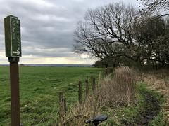 Public bridleway (mikeyashworth) Tags: mikeashworth cycling northyorkshire mtb kona landscape countryside publicbridleway springday sign