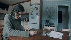 Mother in kitchen (BirkGroven) Tags: blackmagic bmcc samyang fisheye