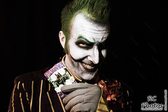 wr_ECCC2018-BodyPaint-250 (VonRC) Tags: eccc2018 bodypaint batman catwoman harleyquinn poisonivy dueladent whiterabbit joker