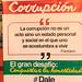 About corruption