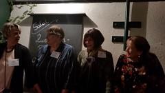 Mary, Jacky, Emily singing_Grinzing (IES Abroad Alumni) Tags: 2018viennaalumniweekend 1968 1969 196869 vienna austria iesvienna reunion reunionweekend alumni alumniweekend