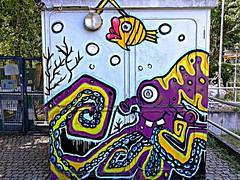 Berlin 2018.06.07. Mural 138.14- FC Kreuzberg - 2014 (Rainer Pidun) Tags: mural streetart urbanart publicart berlin