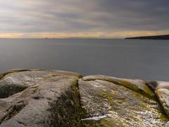 _61A9754 (fotolasse) Tags: karlshamn sony a7r ii natur nature hav see ship långexponering sweden sverige nyacanon5dmark3 båstad halland skåne