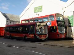 SE56 YX60FSN (PD3.) Tags: go ahead goahead group gsc south coast eastleigh hampshire england uk bus buses psv pcv barton park hants dorset bluestar trim paint repaint refurbishment refurb london general se56 se 56 yx60fsn yx60 fsn