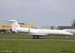 Private Sky G550 EI-EGO (birrlad) Tags: shannon snn international airport ireland aircraft aviation airplane airplanes bizjet private passenger jet gulfstream aerospace gvsp g550 glf5 eiego sky