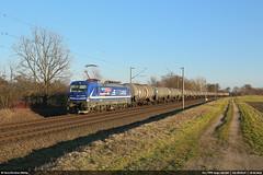 ELL 193 792 (RTB 193 792) bei Woltorf #4435 (146 106) Tags: lokomotive lok locomotive br193 193792 ell rtb siemens vectron woltorf hwot canon ef24105mmf4lisusm 5dmarkiii