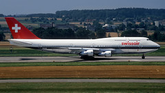 N221GE Boeing 747-300 Swissair (PH-OTO) Tags: zurich airport kloten glattbrug rumlang oberglatt kaagbaan boeing 747 300 200 classic 747300 747200 air aircraft airline airlines airplane avgeek civil military private general aviation aviationdaily aviationgeek avporn canon eos fighter fighterjet flight fly force helicopter jet photo photography photos pilot plane planespotting sky spotting