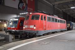 DB 115 448 Munich Hbf (daveymills37886) Tags: db 115 448 munich hbf baureihe einheitslok