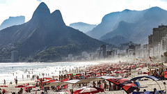Rio de Janeiro - Ipanema (david.bank (www.david-bank.com)) Tags: riodejaneiro ipanema beach brazil brasil
