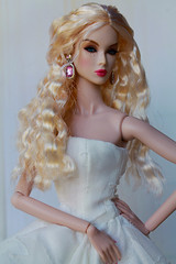 Reliable Source Eden (Poupée Chinoise) Tags: integritytoys toys eden dolls barbie fashion design beauty hautecouture jasonwu
