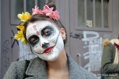 Carnival in Athens (Eleanna Kounoupa) Tags: ελλάδα αθήνα κεραμεικόσ καρναβάλι απόκριεσ άνθρωποι διασκέδαση greece athens keramikos carnival people fun δρόμου street portraits πορτρέτα γυναίκεσ women facepaint ζωγραφικήπροσώπου