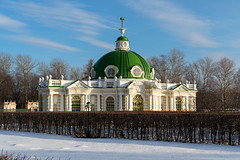 Grotto (PetrBel) Tags: architectural celebration ensemble estate hunting ground kuskovo landscape park monument moscow museum palace residence sheremetev tradition кусково усадьба шереметьев architecture building sky