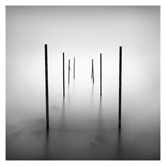 IIIIII\I 2019 (Marco Maljaars) Tags: monochrome longexposure le poles pole water waterscape seascape mood minimalism blackandwhite bw marcomaljaars