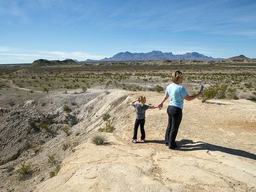 Kids at Big Bend
