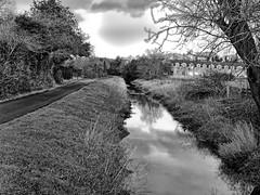 NEWRY PORTADOWN CANAL AT SCARVA VILLAGE (Monkiiiey Henry Clark) Tags: newry portadown canal at scarva village