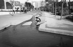 190104_Parc_Central_019 (Stefano Sbaccanti) Tags: bw blackandwhite bn parccentral valencia minox35gl kentmere400 bellinihydrofen analogicait analogue analogico argentique spain spagna selfdeveloped 2019 city