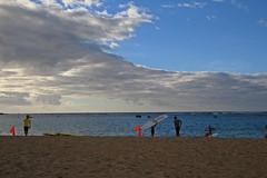 CC Lifeguard Trainee (ALOHA de HAWAII) Tags: alamoanabeachpark