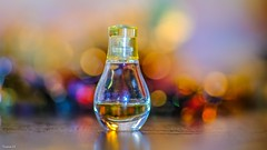 Perfume - 6397 (ΨᗩSᗰIᘉᗴ HᗴᘉS +38 000 000 thx) Tags: parfum perfume bottle verre cristal macro bokeh color fuji fujifilmgfx50s fujifilm belgium europa aaa namuroise look photo friends be wow yasminehens interest eu fr greatphotographers lanamuroise flickering trioplan meyer