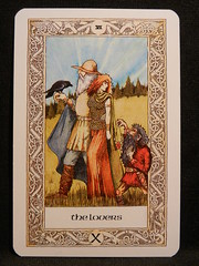 The Lovers. (Oxford77) Tags: tarot thenorsetarot norse viking vikings cards card tarotcards