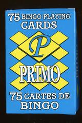 PRIMO BINGO (Leo Reynolds) Tags: playing deck card lotto bingo loto housie housey numberbingo houseyhousey xsquarex housiehousie xleol30x