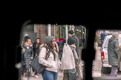 Street frame (Eddie K. Photo) Tags: new york city manhattan street photograpy