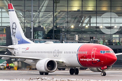 Norwegian Boeing 737 MAX 8 | Gdansk Airport (FrogFootTV) Tags: norwegianairshuttle norwegianairlines norwegianairways flynorwegian norwegianair boeing737max boeing737max8 b737max 737max8 max8 gdanskairport epgd gdn gdansk airport lotnisko lotnictwo gdańsk samolot samoloty jet aeroplane aviationphotography planespotting planespotter aircraftspotting aviationlovers canon7d sigma120400 canon 7d 7dmk1 sigma 120400 planes