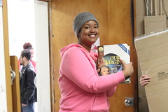 Literacy Lab - Virginia Reading Corps Members serve for MLK Day!