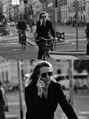 [La Mia Città][Pedala] (Urca) Tags: milano italia 2018 bicicletta pedalare ciclista ritrattostradale portrait dittico bike bicycle nikondigitale scéta biancoenero blackandwhite bn bw 118310