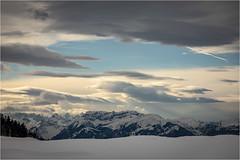 Skiwelt Wilder Kaiser . Tirol (:: Blende 22 ::) Tags: austria österreich wintertime snow mountains ski fog clouds white bluesky canoneos5dmarkiv holiday tirol tyrol wilderkaiser söll sun star landscape canonef70200mmf4lisiiusm