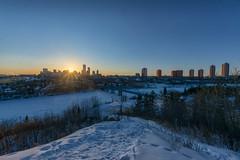 The City of Edmonton 2 (JAG Creeations) Tags: yeg edmonton alberta canadabeautyartlovelandscapecityurbantreesbuildingsparks art sublime beauty canada