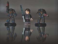 Anakin (crosathorian) Tags: anakin anakinskywalker lego warhammer40k vivitar13528fd canonfd fd canon vintage