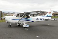 G-UFCE_06 (GH@BHD) Tags: gufce cessna cessna172 skyhawk ulsterflyingclub newtownardsairfield newtownards aircraft aviation