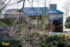 Ffwrnais 'Dyfi' Furnace, near Machynlleth, Powys, Wales. UK (3.3 mil views - Thank you all.) Tags: machynlleth wales unitedkingdom gb uk dyfifurnace staneastwood stanleyeastwood river furnace building waterwheel waterfall water wood copse