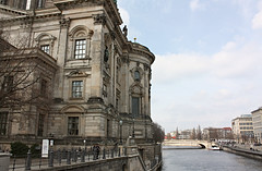 Berliner Dom and the River Spree (gondolingirltravels) Tags: berlin germany city holiday deutschland europe history eu citybreak museuminsel museumisland cathedral berlincathedral berlinerdom dom architecture