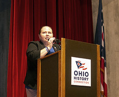 Celebration of Women's History Month Panel Discussion – 03/22/19 (Ohio Department of Veterans Services) Tags: ohio oh dept department vet vets veterans veteran services service woman women military armed forces womens history month 2019 center panelists dir director connection angela beltz