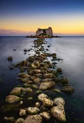 Torre de Sant Juan (Neverlan) Tags: deltadelébre poblenuo deltebre deltadelebro sea mar sol sunset atardecer torredesantjuan torredesantjoan amposta neverlan