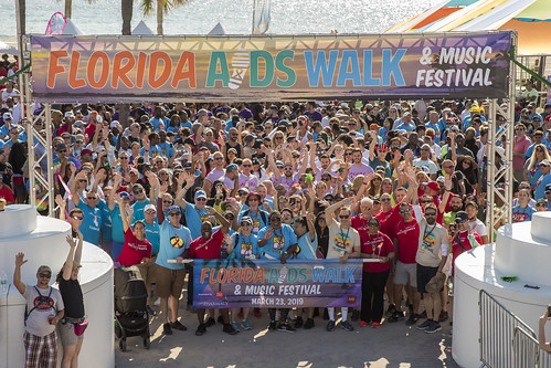 Florida AIDS Walk 2019
