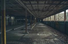 On the Factory Floor (IAmTheSoundman) Tags: abandoned urbanexploring pennsylvania urbex chinafactory factory clutter messy sony a99 takumar vintagelens m42 manualfocus