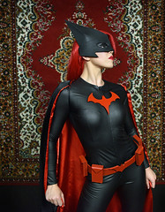 Hannah Tasker-Poland (Peter Jennings 36 Million+ views) Tags: dr sketchy auckland hannah taskerpoland batwoman returns new zealand peter jennings nz