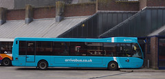 IMGP8670 (Steve Guess) Tags: arriva guildford westsurrey surrey england gb uk bus friary station optare versa 4218