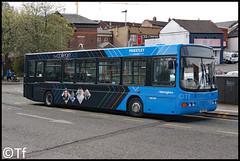 Warrington's Own Buses - DK56 MLX (PCZ 979) (Tf91) Tags: warrington warringtonbus warringtonsownbuses priestley college dk56mlx pcz979 60 collegebus wright wrightmerit wrightbus