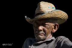 Cuban Man_MG_5639 (Alfred J. Lockwood Photography) Tags: alfredjlockwood streetphotography streetportrait oldman cubanman weathered worn contentment travelphotography experienced lasterrazas cuba afternoon spring dramaticportrait lifelines