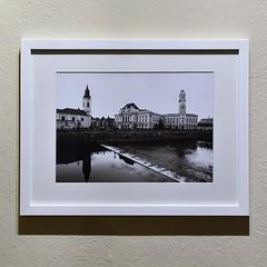 Nagyvárad/Oradea (p2-r2) Tags: printed framed blackandwhite darkroom wet ilford multigrade mg iv nikon f3 f3hp ferrania p30 romania oradea nagyvarad